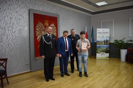 Turniej Wiedzy Pożarniczej - foto9 (kliknięcie spowoduje powiększenie obrazu)