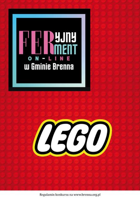 KONKURSU LEGO (kliknięcie spowoduje powiększenie obrazu)